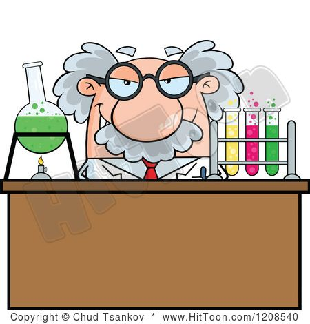 cartoon of a science professor conducting an experiment amazing rh pinterest co uk  science experiment clipart free