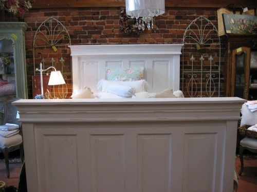 Door Headboard/Footboard
