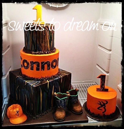 Camo Birthday Cake Omg This cake is AMAZING Birthday cake by