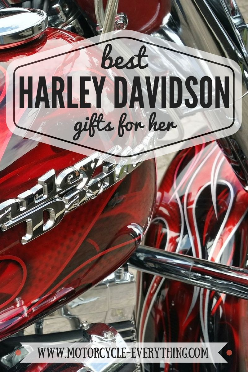 Amazing Harley Davidson Gifts For Her Holiday Gift Guides