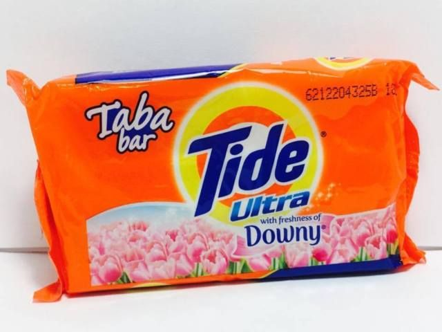 Tide Ultra Taba Bar Soap With Freshness Of Downy Philippines