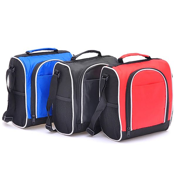 Sale 16% (6.99$) - IPRee Waterproof Portable Insulated Oxford Lunch Bag Thermal Food Picnic Bags for Outdoor Sports