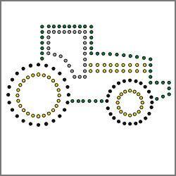 Pin By Horizon Equipment On Farm Kids String Art String Art
