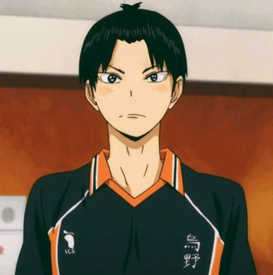 pick some outfits and get an anime boyfriend... | kageyama