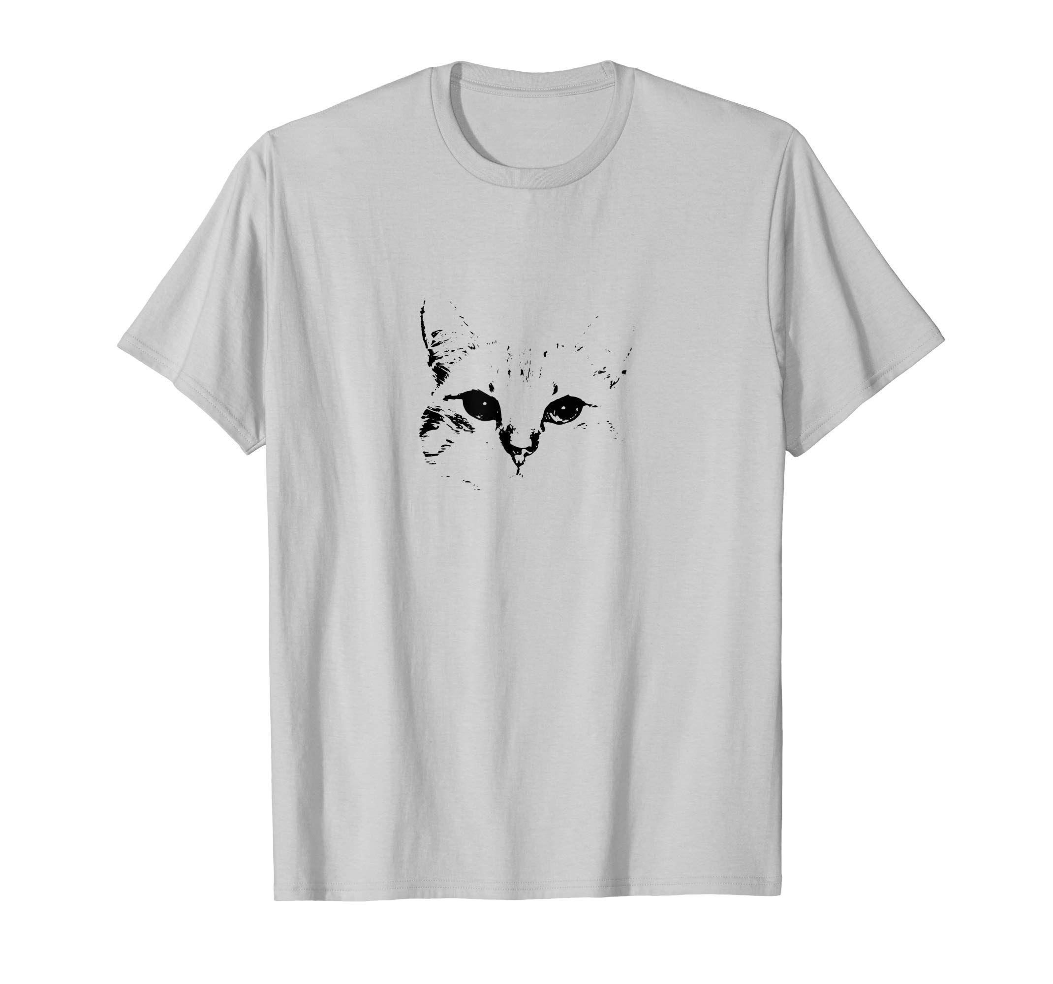 Amazon Com Cat T Shirt Cat Lover Tshirt Pet Animal Tee Kitten Kitty Clothing Tree Tee Shirt Tee Shirts Cool T Shirts