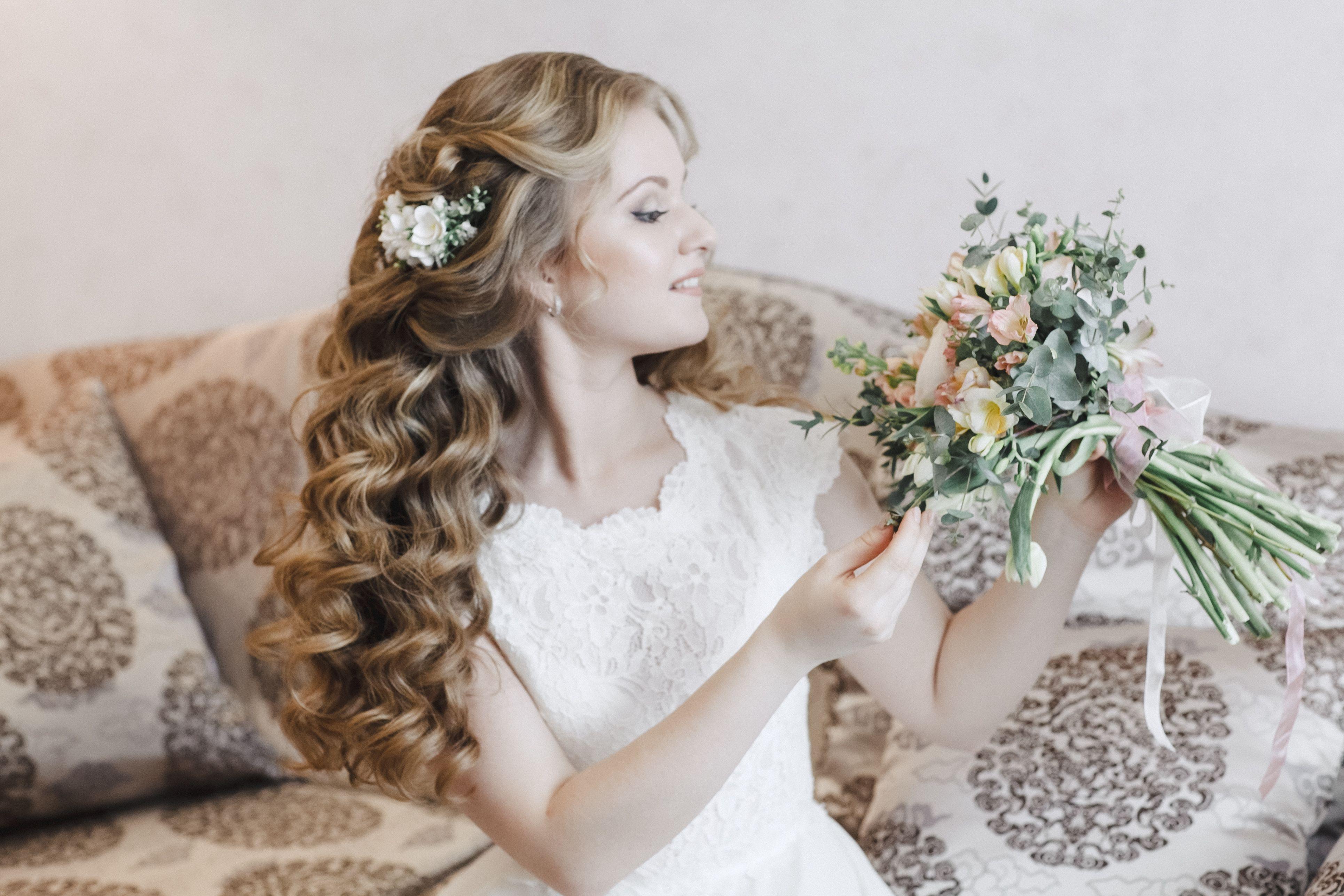 сбор невесты фотостудия них можно