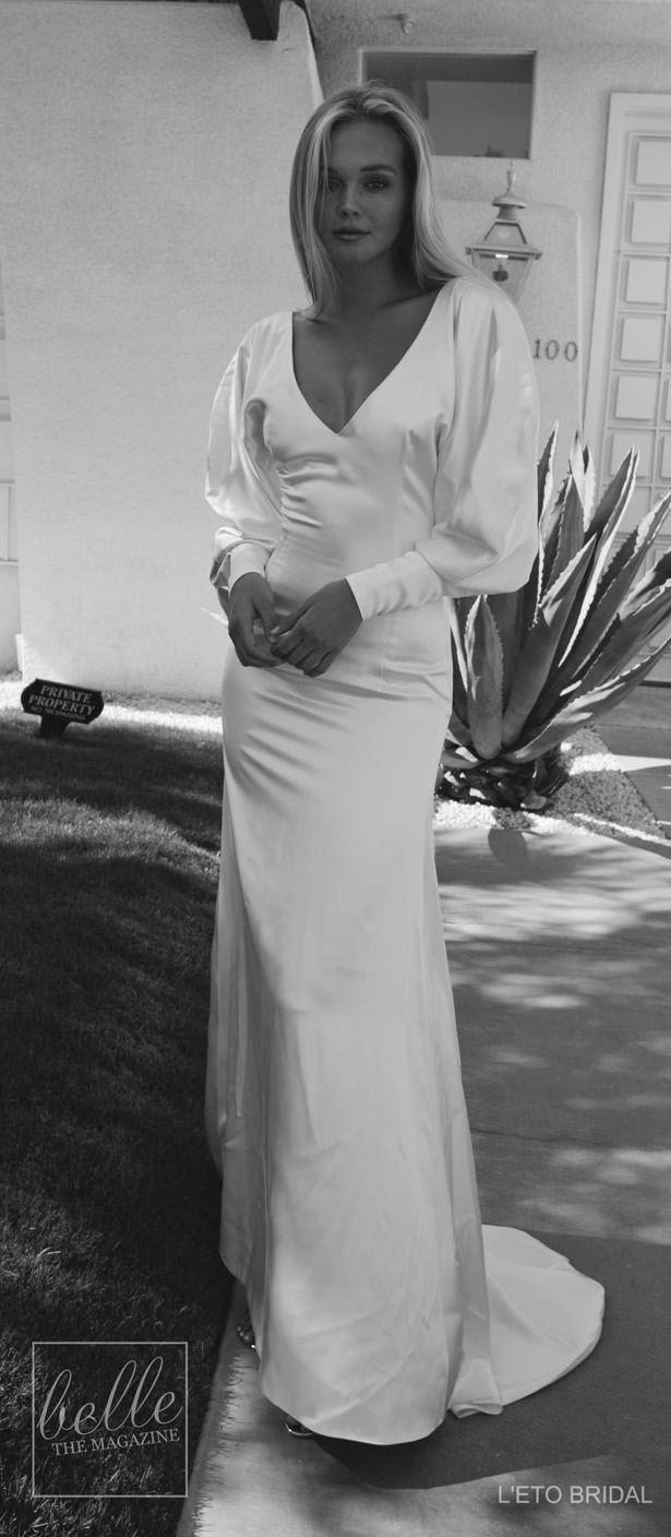 Wedding dresses by lueto bridal palm springs collection