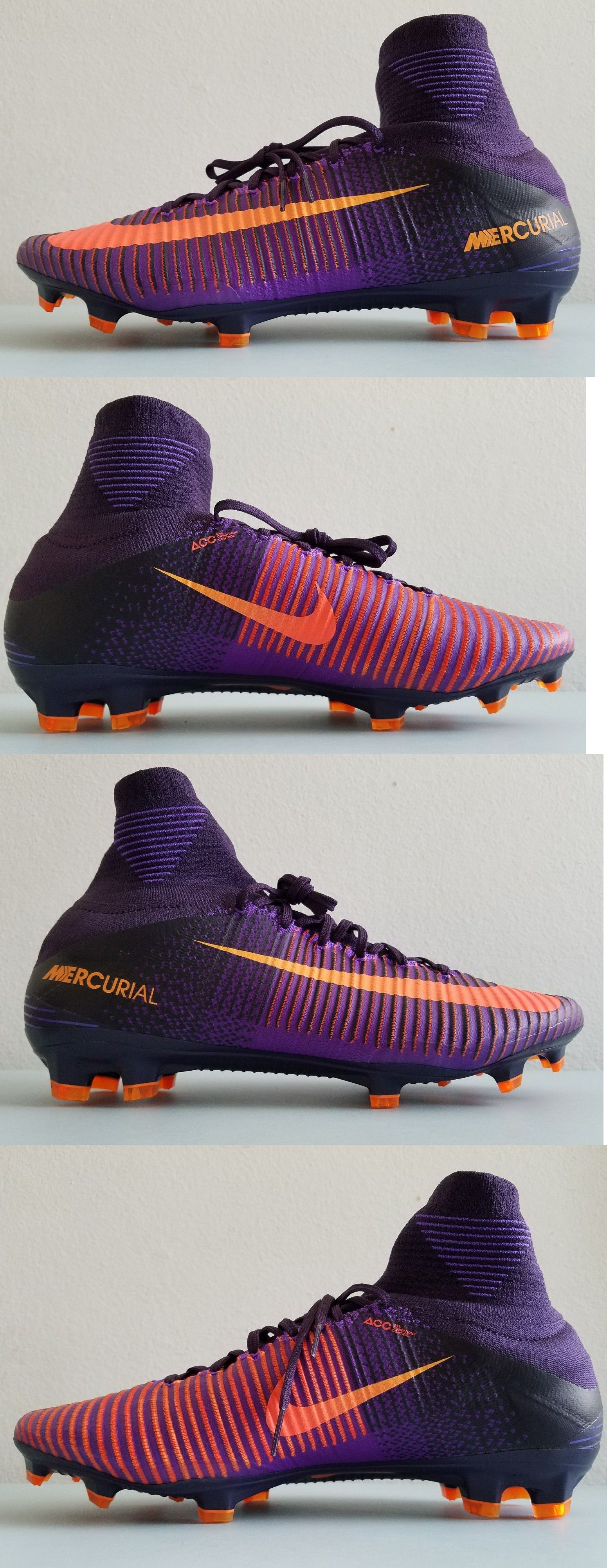 6fd3ab3bb08a Clothing Shoes and Accessories 159178  Nike Mercurial Superfly V Fg Mens  Soccer Purple Nike 831940