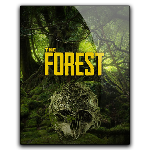 Icon The Forest By Hazzbrogaming Forest Icon Game Icon