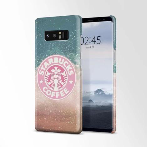 Starbucks Logo Galaxy Star Wallpaper Samsung Galaxy Note 8 Case Samsung Galaxy Note 8 Galaxy Note 8 Samsung Wallpaper