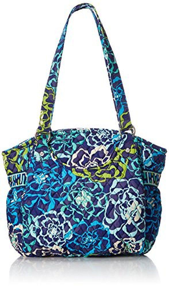 96fa2532b5b Vera Bradley Glenna Shoulder Bag   shoulder bags   Pinterest ...