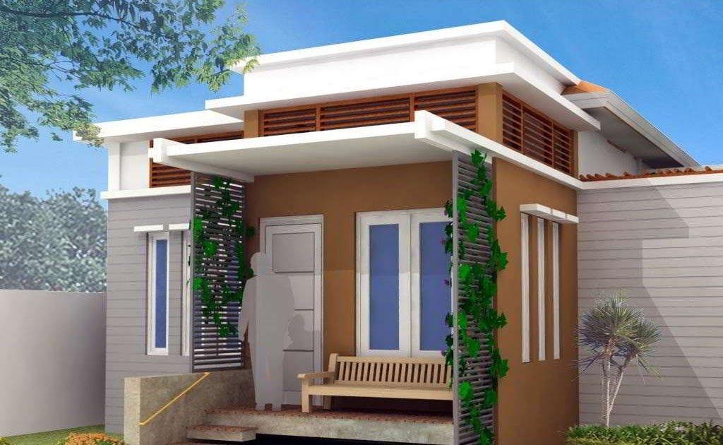 Eksterior Rumah Minimalis Warna Coklat Di 2020 Rumah Minimalis