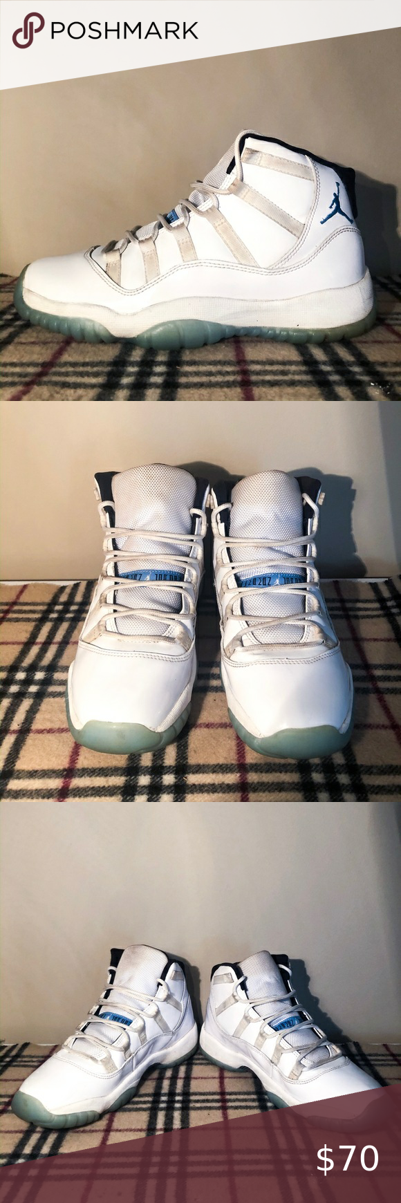 "Air Jordan 11 ""Legend Blue"" Size 7 women's in 2020"