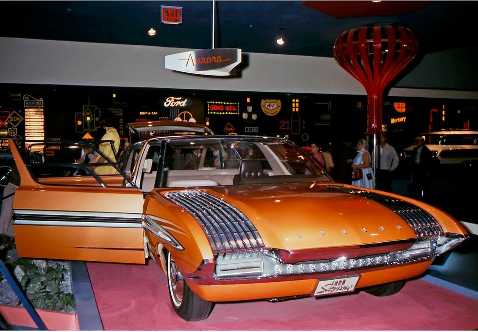 1964 Mercury Aurora SW