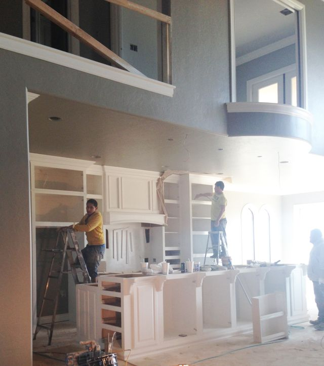 Best White Kitchen With Snowbound Trim And Cabinets And Pewter 640 x 480