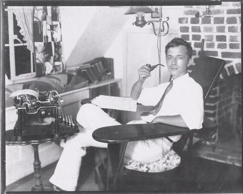 Science-Fiction great Murray Leinster.