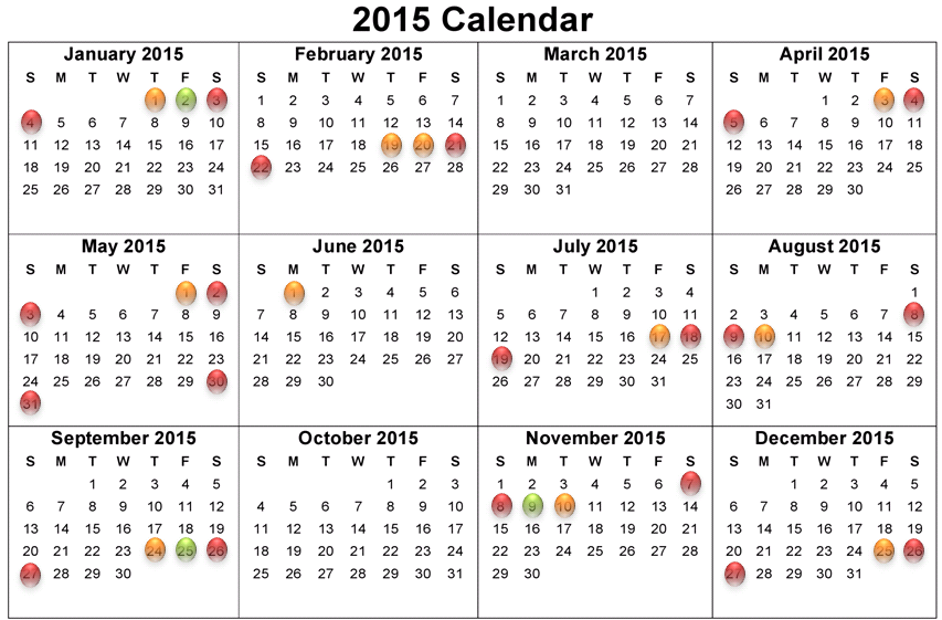 Calendar Dates May : Calendars may calendar with holidays holiday