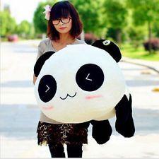 Baby's gift Soft Toys Stuffed Plush Doll Toy Animal Giant 55CM Cute Panda Pillow