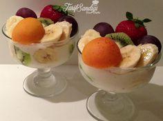 Meyveli Sütlü Tatlı Tarifi