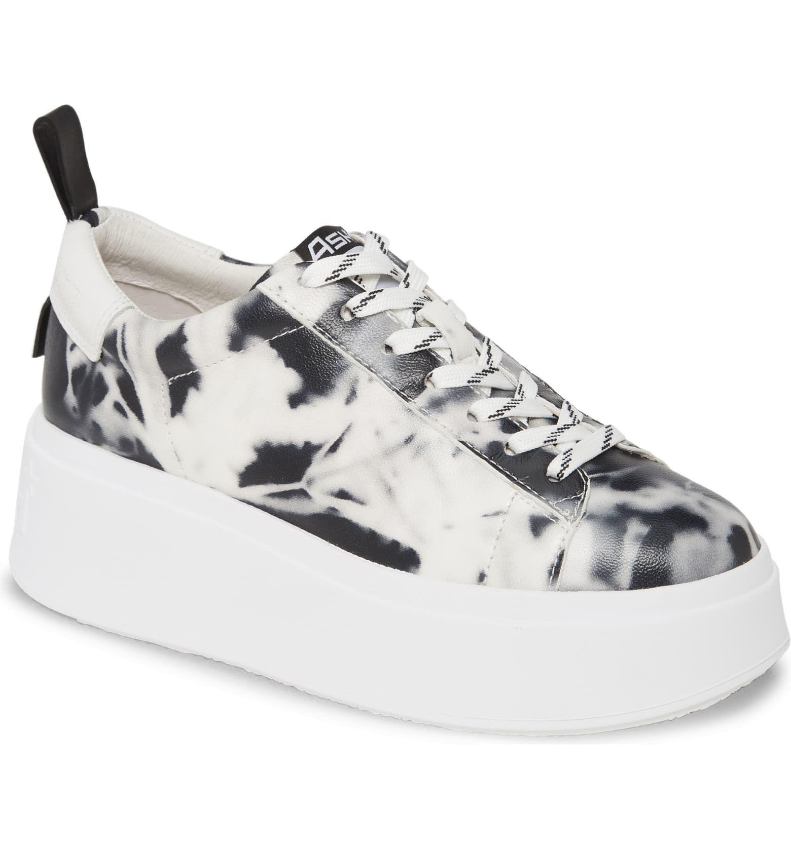 Ash Moon Platform Sneaker (Women