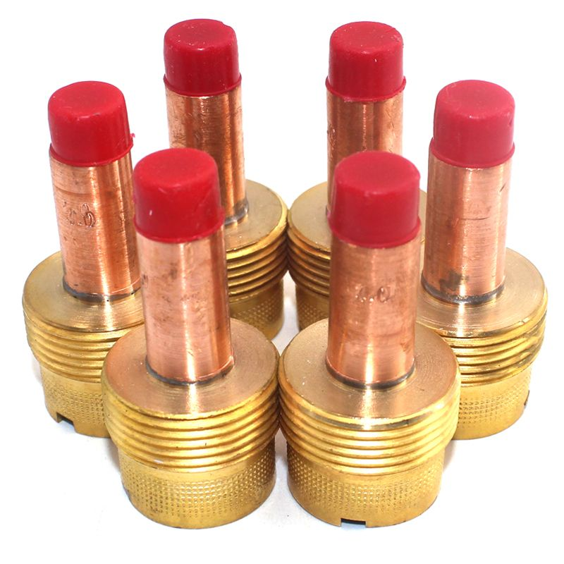 Welding Machine Accessories TIG Welding Torch Consumables Alumina  Big 2.4mm net Gas Lens Fit WP 17 18 26 Series Welding Torch