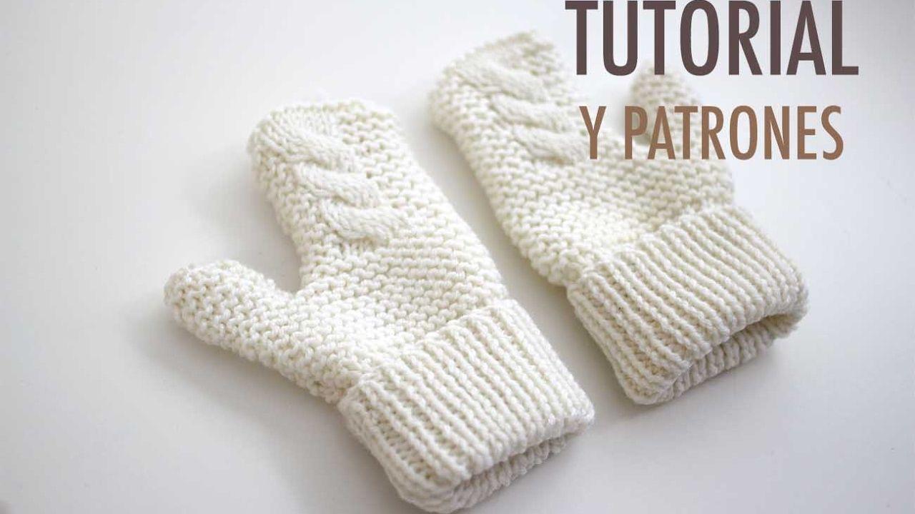 DIY Cómo hacer guantes para niños (patrones gratis) - YouTube ...