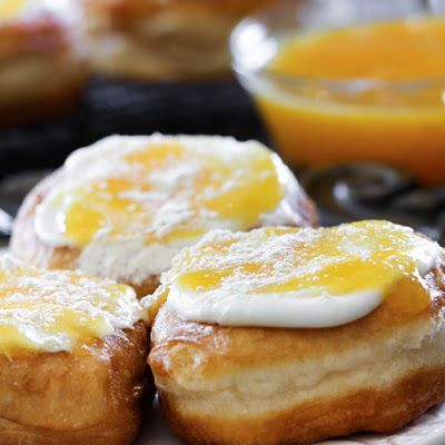 Son of a Peach Donut Recipe - Key Ingredient