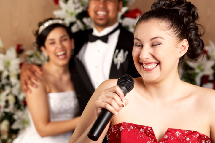 I wrote this!!!! The 5 People Giving Wedding Toasts This Season
