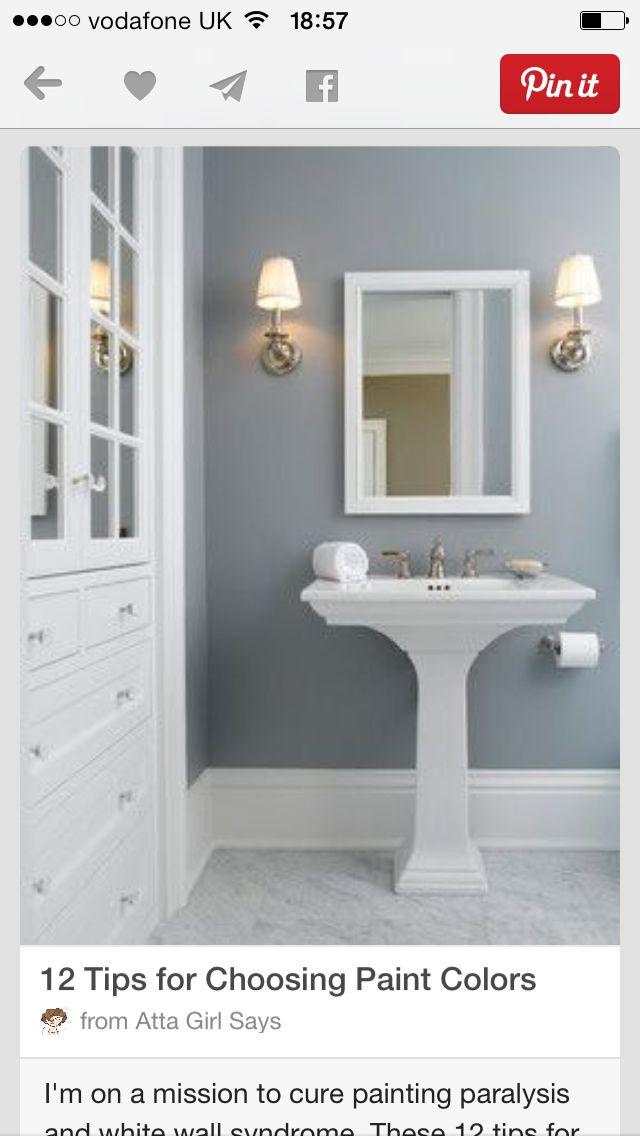 Bathroom Choosing Paint Colours Bathroom Paint Colors Home