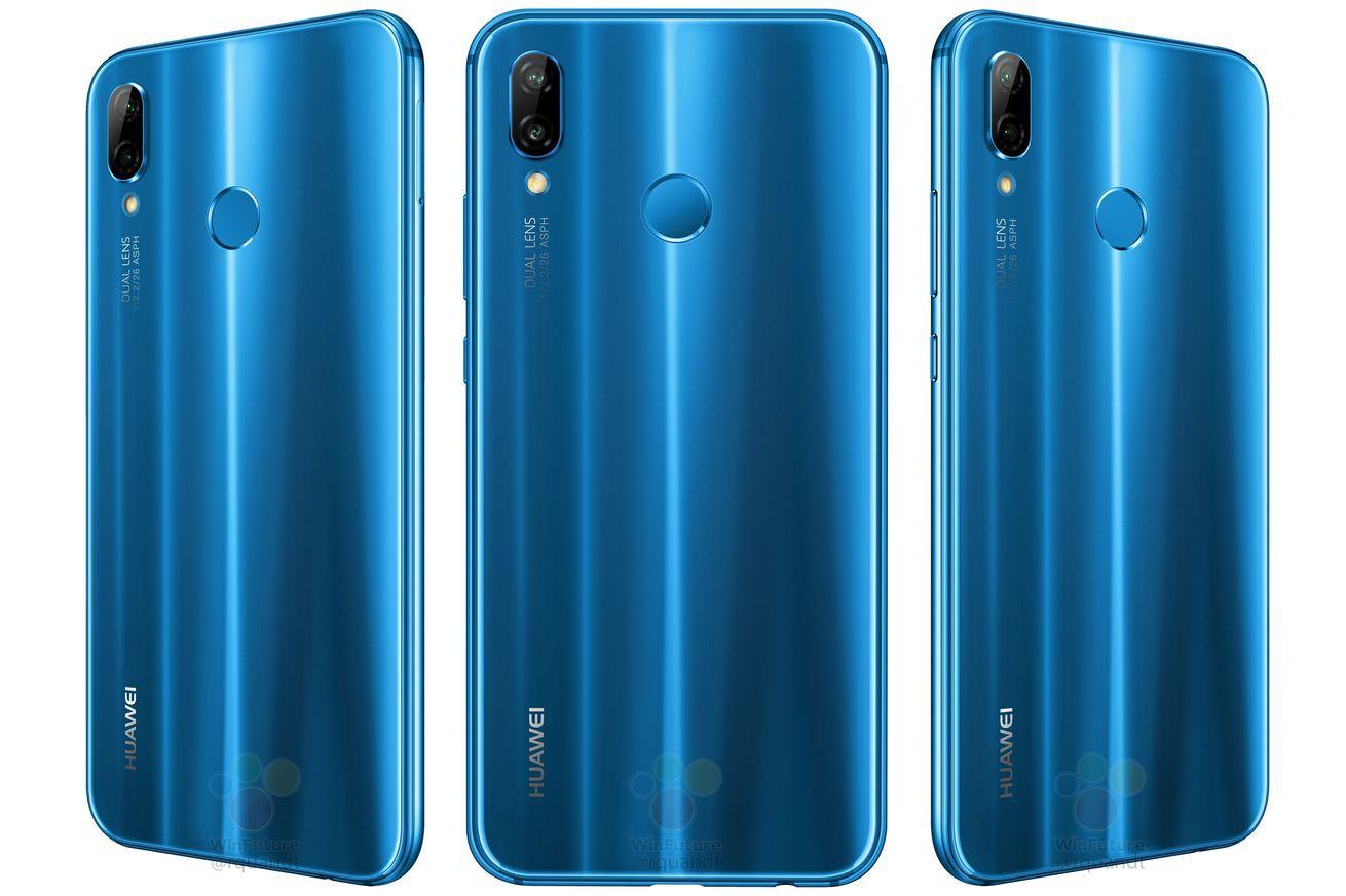 Huawei S P20 Lite Makes Video Leak Debut Video Leak Made Video Color Games