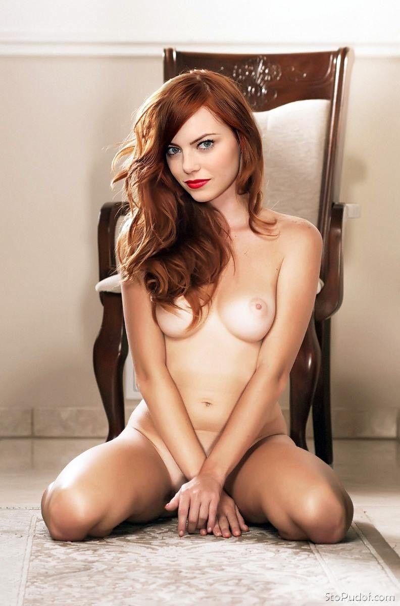Emma stone naked fakes