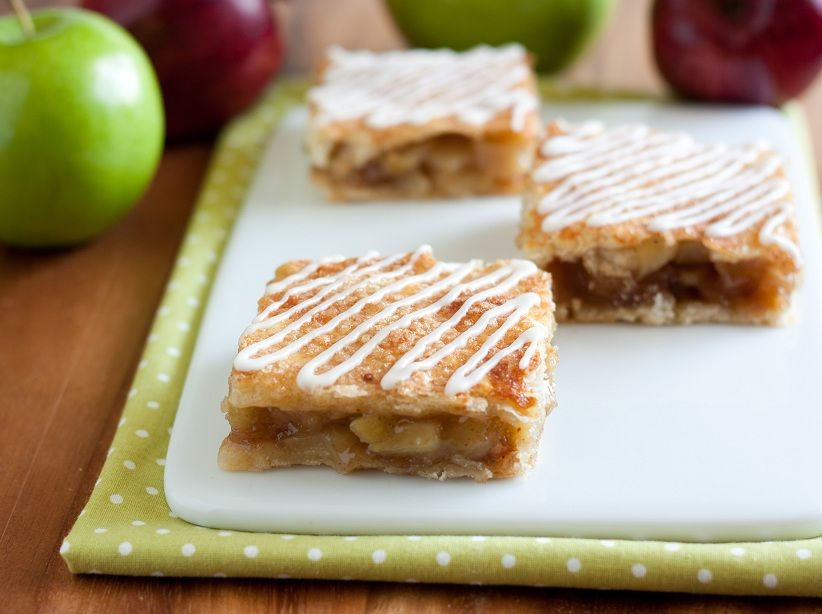 Cooking Classy: Apple Pie Bars