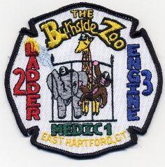 East Hartford City Fire Dept. ladder2 engine3 medic1