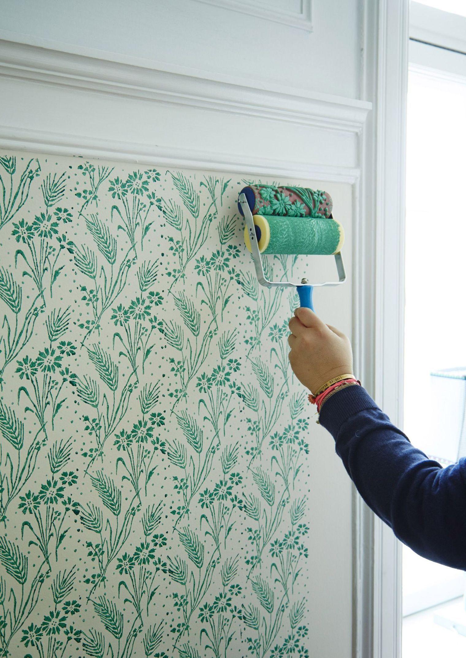 Superieur Art Mural · Rouleau Tampon Décoratif ... Bonnes Idees