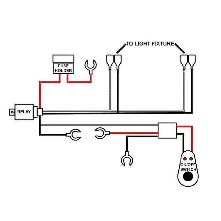 12v led rock light wiring diagram