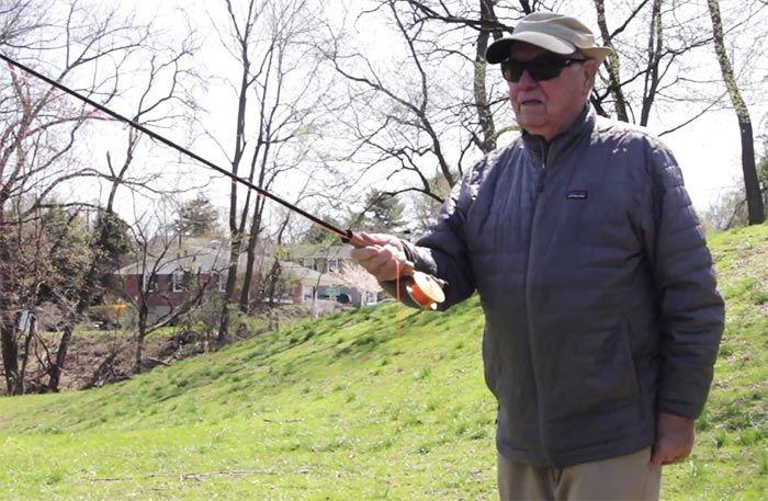 497282f7bb70c Video  Fly Fishing With Legendary Lefty Kreh - Orvis News