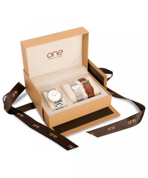 7f66569f052 One Minimal Box Relógio Mulher OL7557IC72L