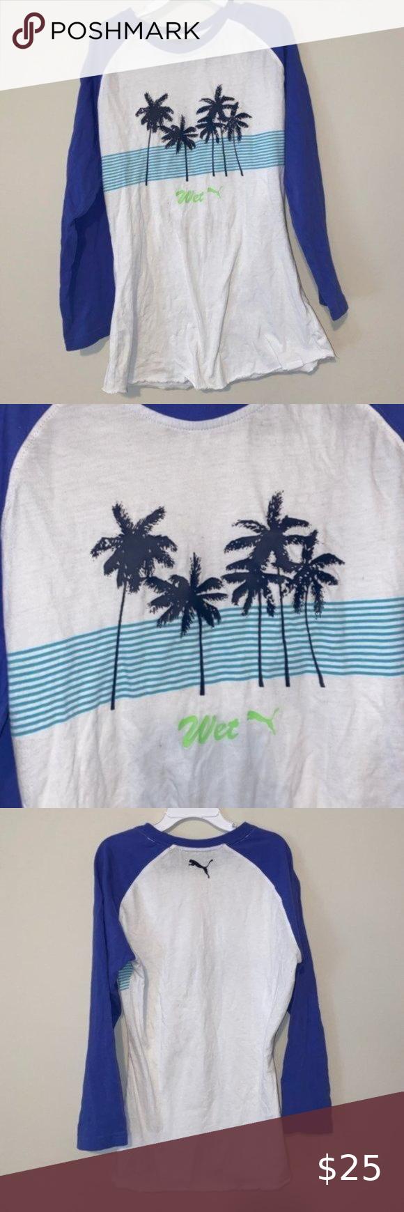 Fenty shirt by Rihanna Puma Collaboration