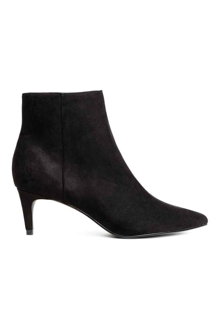 e6b99cc030af Ankle boots - Black - Ladies   H M ...
