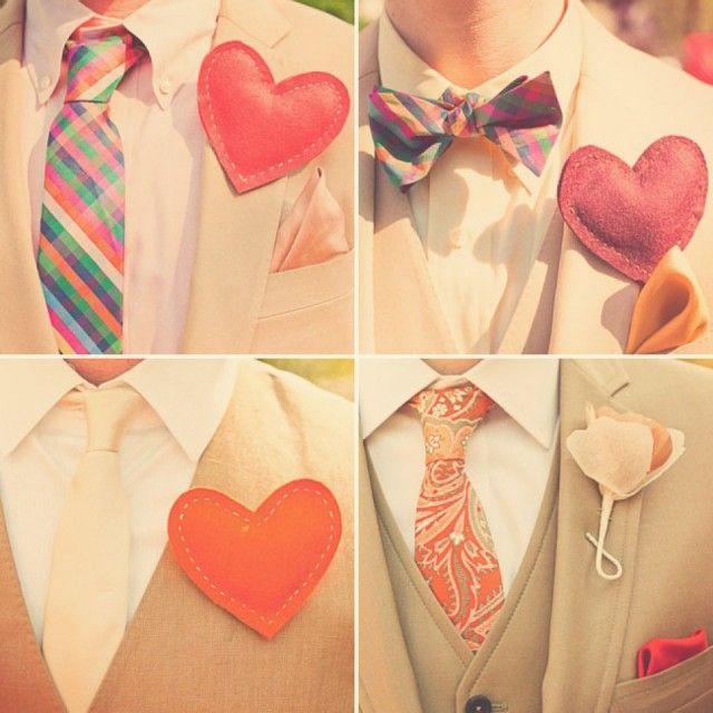 Bruiloft met hartjes - een HARTelijk thema! | ThePerfectWedding.nl
