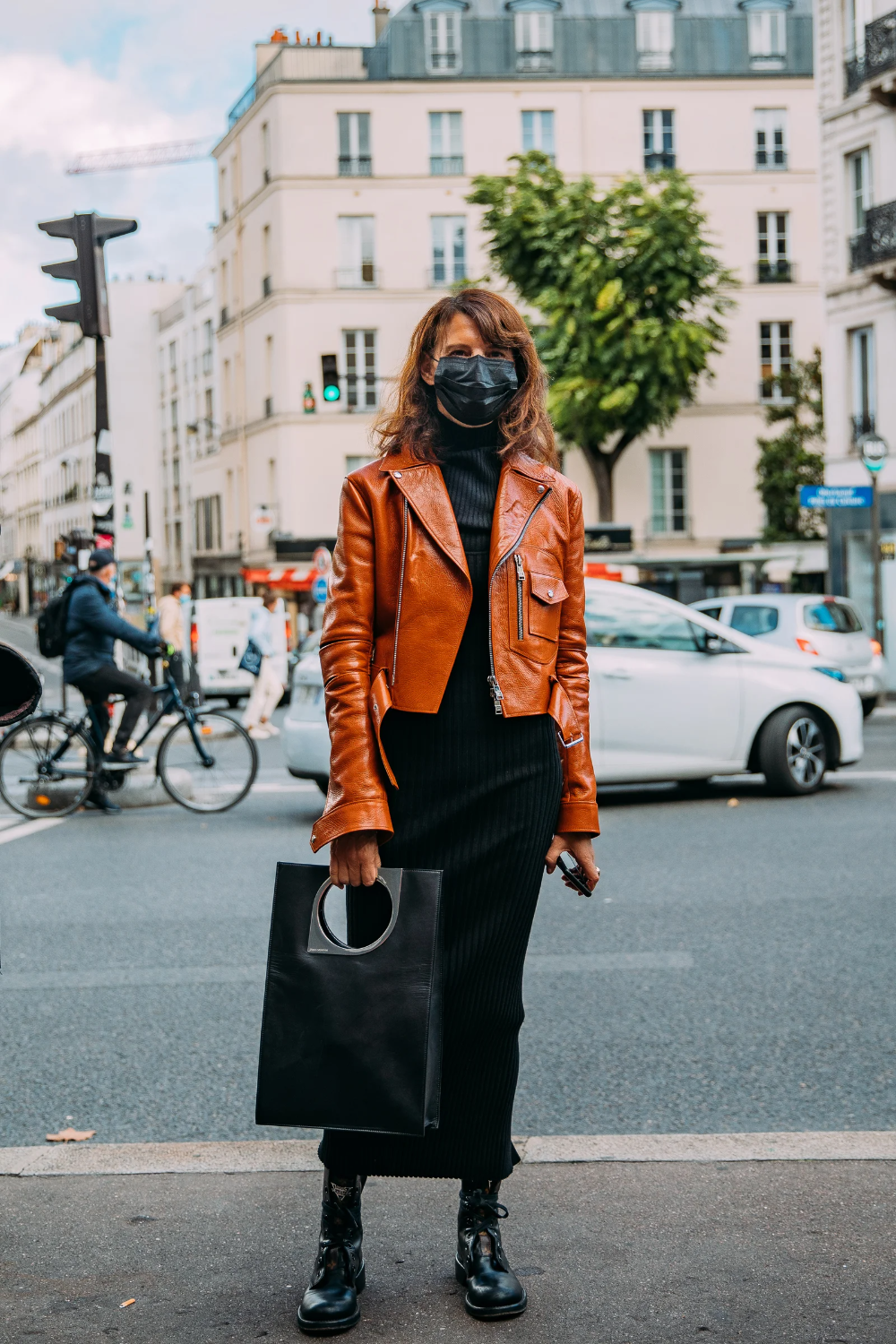 The Best Street Style From Paris Fashion Week Spring 8  Vogue