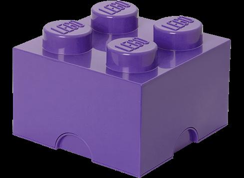 lilla boks i lego | Lego storage brick, Lego friends storage, Lego storage