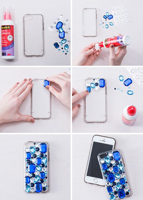 Grown Up Versions Of Your Favorite Old School Crafts Diy Phone Case Diy Iphone Case Phone Covers Diy