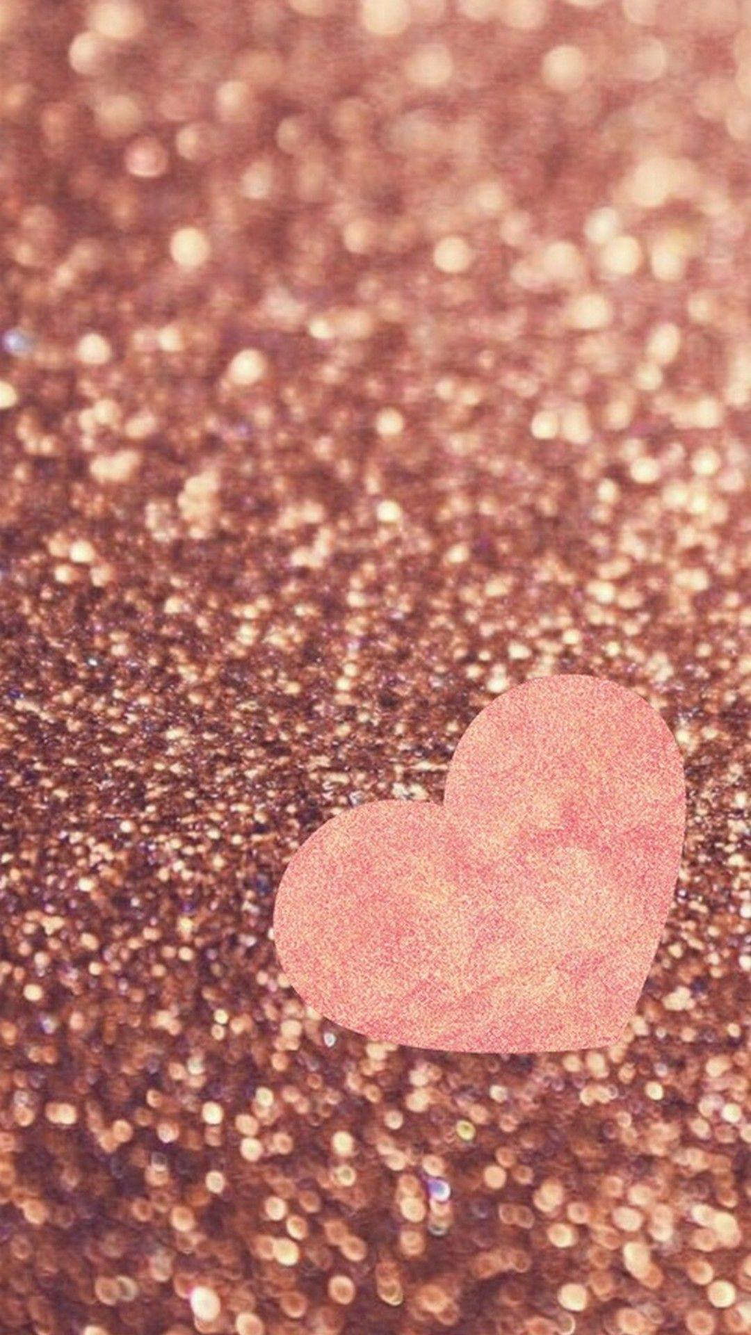 Rose Gold Glitter HD Wallpapers For Android - 2019 | Android Wallpapers | Iphone wallpaper, Rose ...