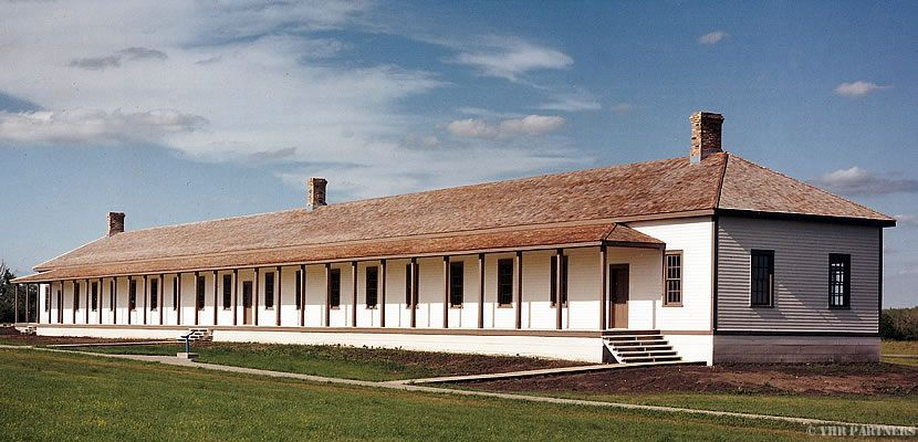 Fort Abraham Lincoln Mandan Nd United States Military Academy Architectural Services Architecture