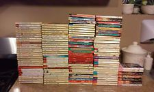 127 Vintage Harlequin Romance Novels Books  L@@K various  not all there