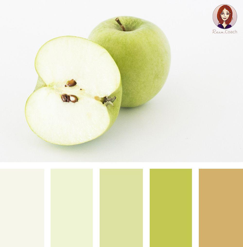 Altrosa Als Wandfarbe Frische Farbgestaltung: Die Farben Dieses Apfels Können Vielfältig Eingesetzt