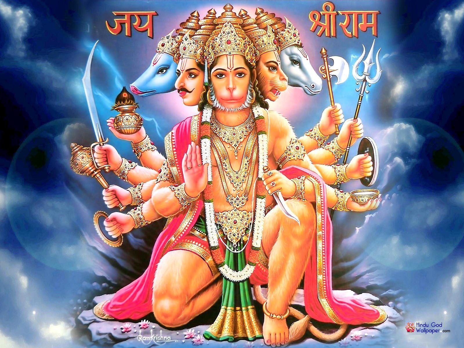 Rama Kidnapped Panchamukhi Hanuman Origin In Wormhole Hanuman Wallpaper Shri Hanuman Hanuman Hd Wallpaper Hanuman hd wallpapers download