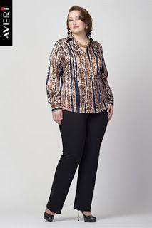 1f5dde1a25 Patrón gratis  blusa básica para tallas grandes (56-60) - yo elijo Coser