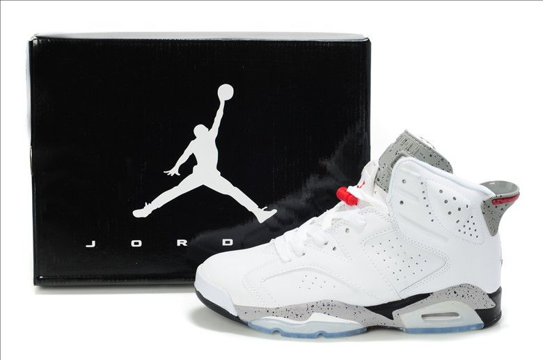 premium selection 05749 14cd0 Discover ideas about Cheap Jordan Shoes. January 2019. White   Grey Color  Shoes Releasing at Nike - Air Jordan 6 Retro